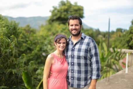 Hunter and Jillian Kittrell