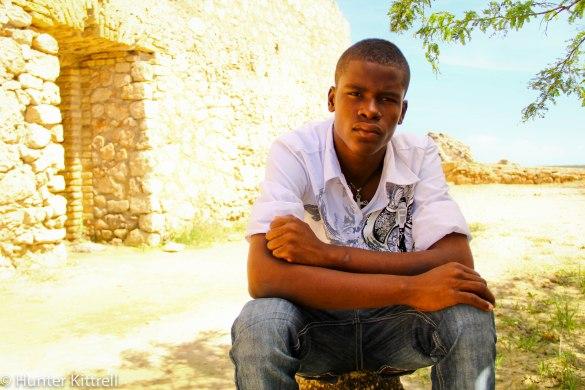 Haitian Teen